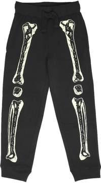 Stella McCartney Skeleton Glow-In-The-Dark Sweatpants