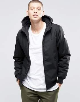 Element Dulcey Hooded Jacket Black