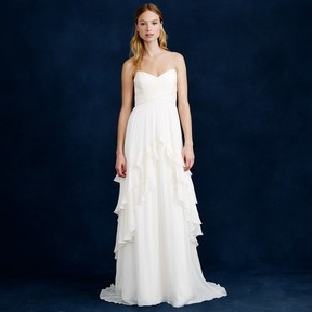 Best beach wedding dresses popsugar fashion for J crew beach wedding dress