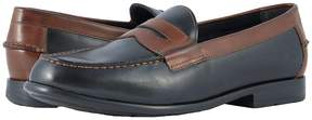 Nunn Bush Drexel Moc Toe Penny Loafer with KORE Walking Comfort Technology Men's Slip on Shoes
