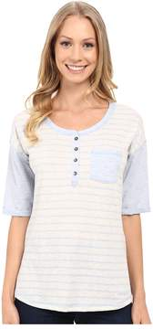 Carhartt Reagan Henley Women's Clothing