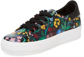 Alice + Olivia Women's Pemton Low Top Sneaker