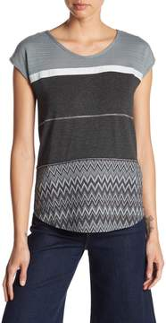 Desigual Short Sleeve Knit Tee