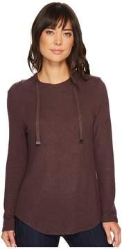 Bobeau B Collection by Kay Cozy Hoodie Women's Sweatshirt