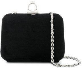Loriblu rounded clutch bag