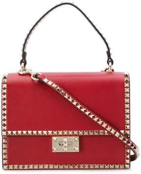 Valentino Rockstud top handle bag