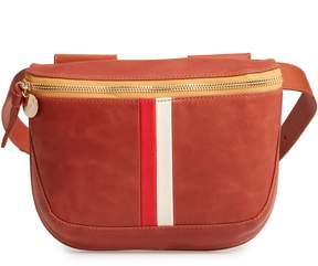 Clare Vivier Leather Fanny Pack