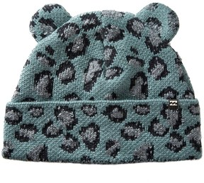 Billabong Girls' Funny Jokes Knit Beanie with Ears 8167444