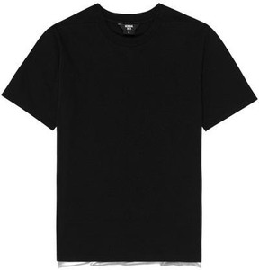 General Idea G7d05058 Silver Point T Shirt Black