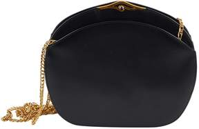 Cartier Black Leather Clutch Bag