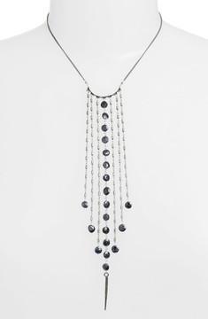 Chan Luu Women's Fringe Necklace