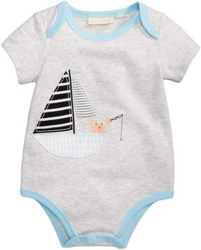 First Impressions Boat Bodysuit, Baby Boys, Created for Macy's