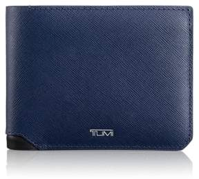 Tumi Mason Global Leather Wallet with Removable Passcase