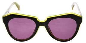 Karen Walker Number One Acetate Sunglasses