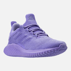 adidas Girls' Grade School AlphaBounce CR Running Shoes