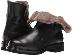 Gravati Double Zip Ankle Boot With Shearling Lining Women's Boots