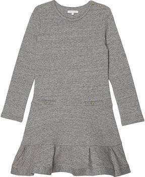 Chloé Long sleeved jersey dress 4-14 years