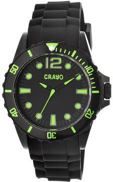 Crayo Fierce Collection CRACR2305 Unisex Watch