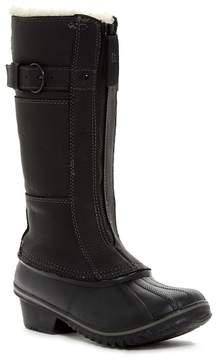 Sorel Winter Fancy Tall II Faux Shearling Lined Waterproof Boot