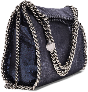 Stella McCartney Falabella Mini Fold-Over Tote