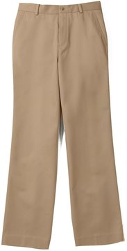Class Club Gold Label Big Boys 8-20 Flat-Front Twill Chino Pants