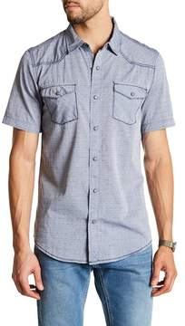 Burnside Novelty Short Sleeve Regular Fit Shirt