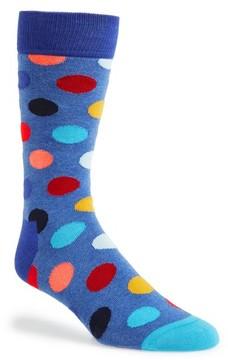 Happy Socks Men's Dot Socks