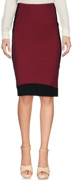 Denny Rose Knee length skirts