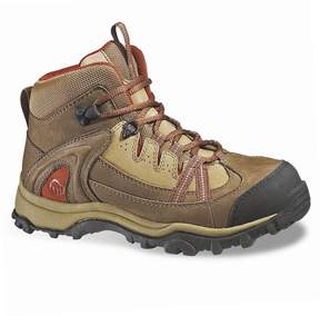 Wolverine Maggie Women's Mid-Top Steel-Toe Work Boots