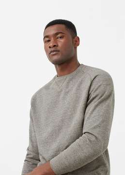 Mango Outlet Plush cotton sweatshirt