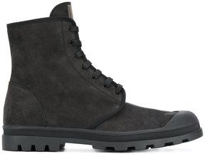 Jil Sander lace-up boots