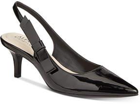 Alfani Women's Step 'N Flex Bennii Slingback Pumps, Created For Macy's Women's Shoes