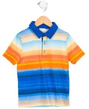Paul Smith Boys' Striped Polo Shirt