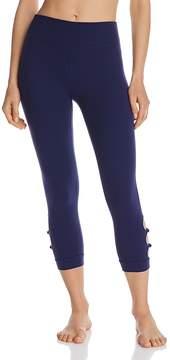 Beyond Yoga Full Circle Cutout Cropped Leggings