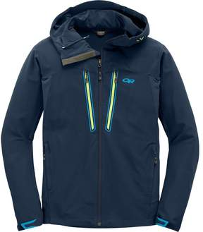 Outdoor Research Ferrosi Summit Hooded Softshell Jacket - Men's