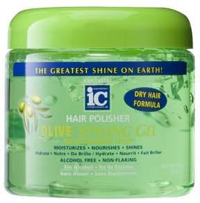 Fantasia IC Hair Polisher Olive Styling Gel - 16 oz