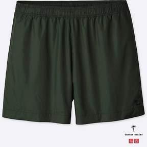 Uniqlo Men's Swim Relaxed Shorts