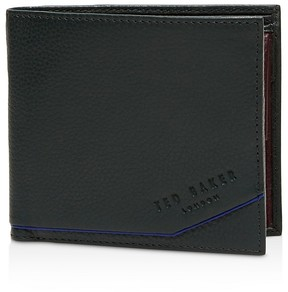 Ted Baker Rajah Colored Leather Coin Wallet