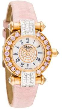 Chopard Imperiale Watch w/ Mother of Pearl Dial
