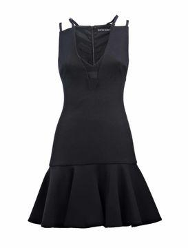 David Koma Plunge Dress
