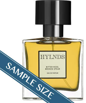 D.S. & Durga Sample - HYLNDS - Bitter Rose, Broken Spear EDP by D.S. & Durga (0.7ml Fragrance)