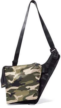 Nike Air Max Camouflage-print Shell Bag - Black
