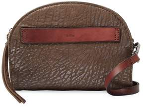 Kooba Women's Ridgefield Dome Leather Mini Crossbody Bag