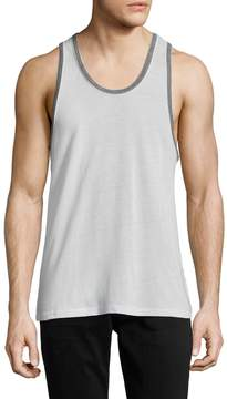 Alternative Apparel Men's Double Ringer Tank