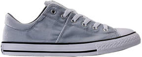 Converse Girls' Grade School Chuck Taylor Madison Ox Velvet Casual Shoes
