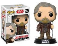 Disney Luke Skywalker Pop! Vinyl Bobble-Head Figure by Funko - Star Wars: The Last Jedi
