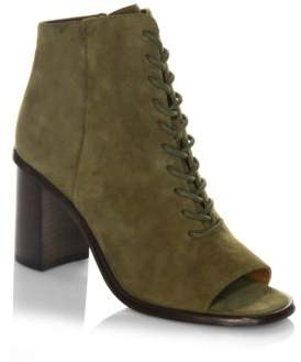 Frye Amy Suede Ankle Boots