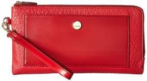Lodis In the Mix RFID Rosalind Wristlet Wristlet Handbags