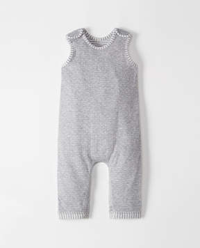 Hanna Andersson Reversible Overalls In Organic Cotton
