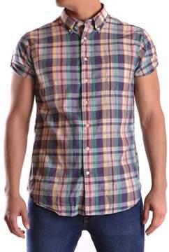 Gant Men's Multicolor Cotton Shirt.